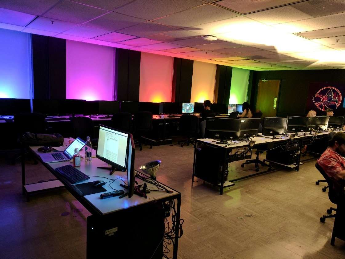 View From the Control Room: An Inside Look at the Academy's Game Room