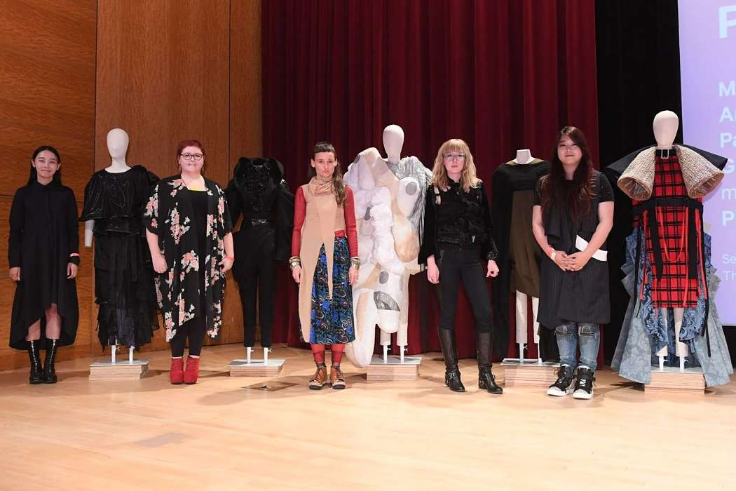 Academy Students Compete in Rei Kawakubo MET Museum Fashion Design Contest