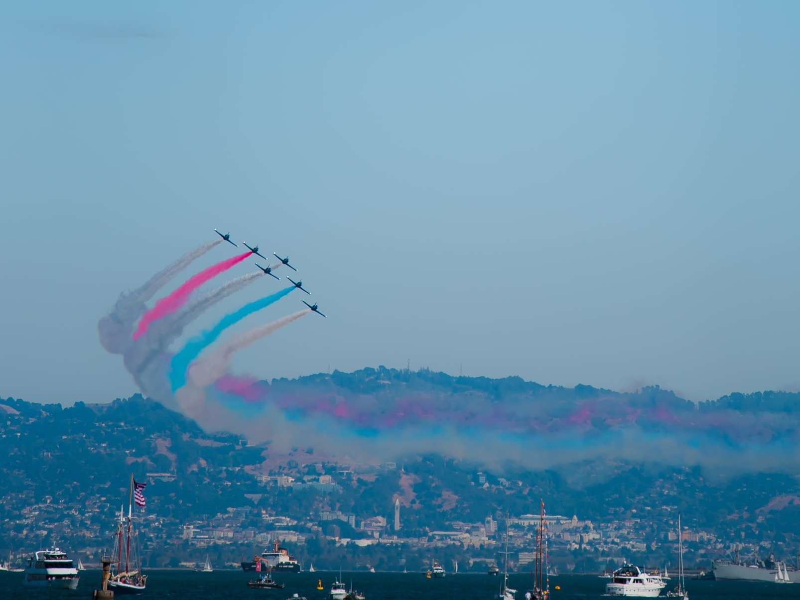 Fleet Week and Academy Join Forces