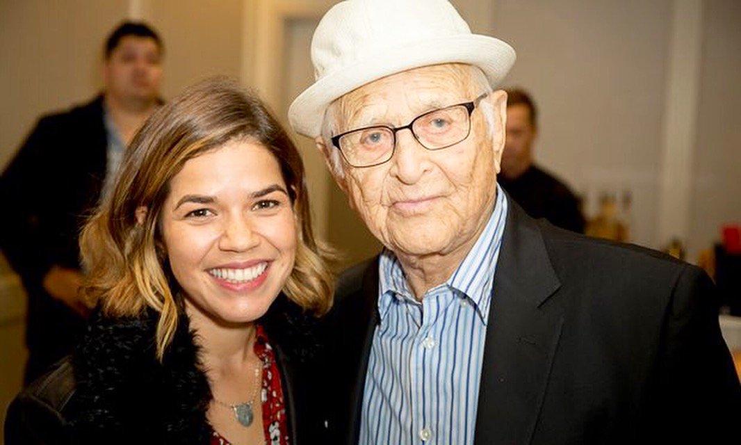 Norman Lear & America Ferrera