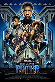 Black Panther Official Movie Poster