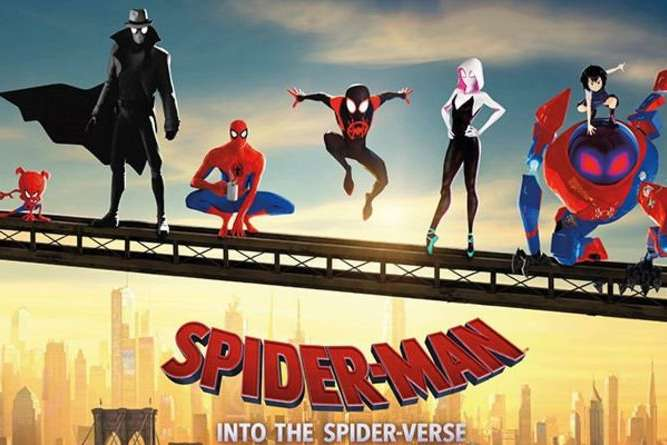 ANM-Into the Spider-verse
