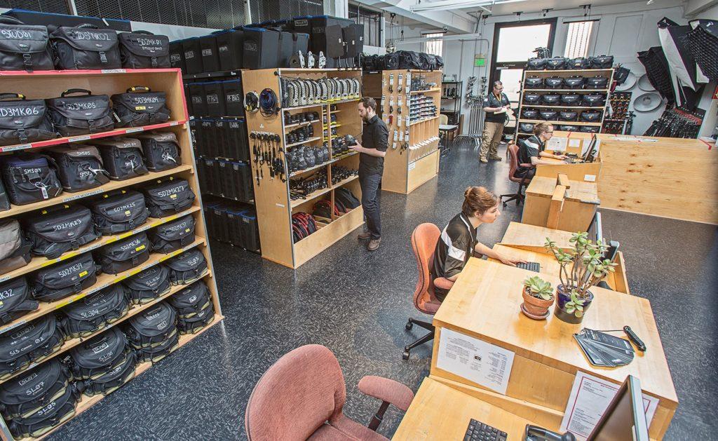 Academy of Art School of Photography Facilities