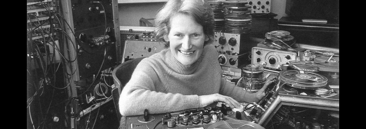 Music Industry Pioneer Daphne Oram