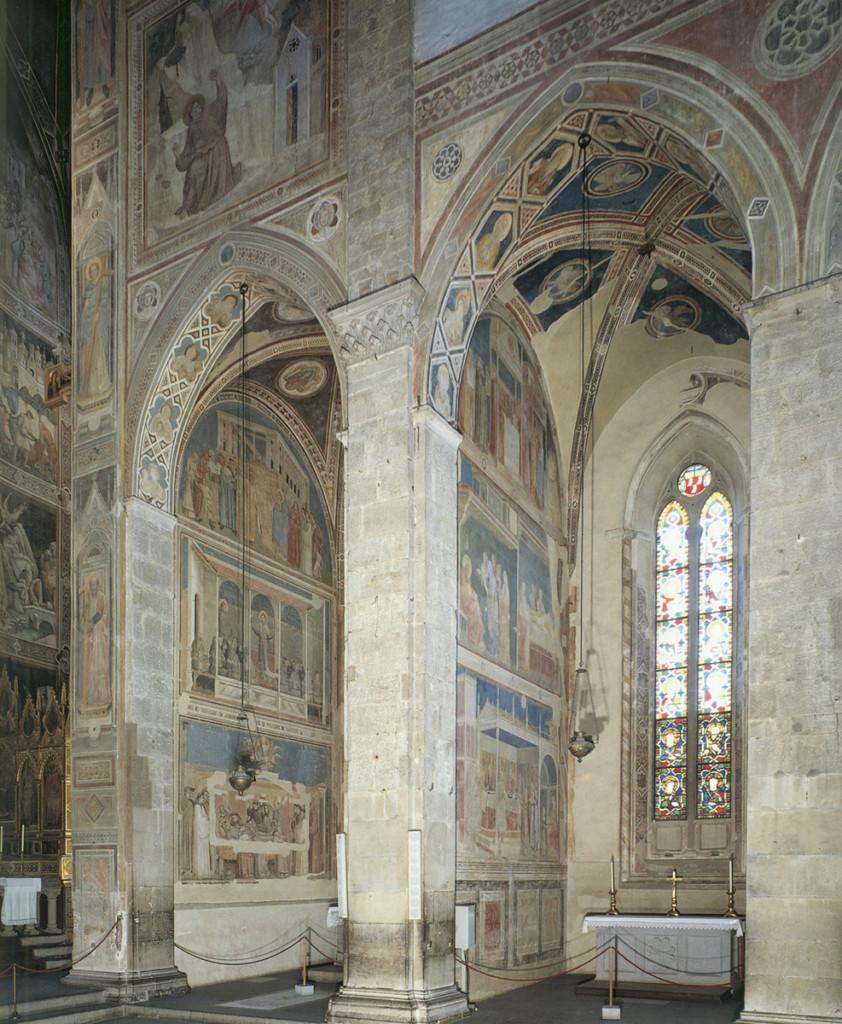 Giotto's Bardi and Peruzzi Chapels