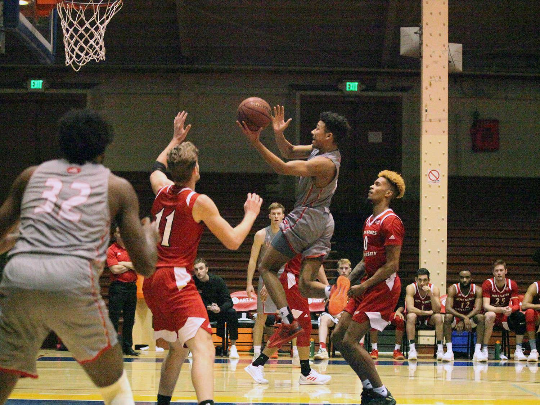 ART U Men's Basketball Team member Chance Maxwell