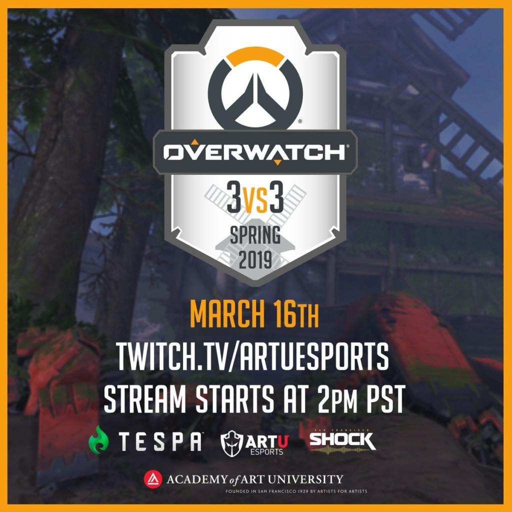 ESports Overwatch Livestream
