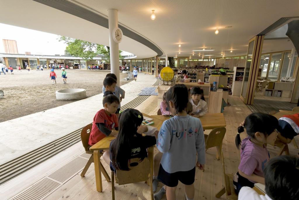 Fuji Kindergarten classrooms