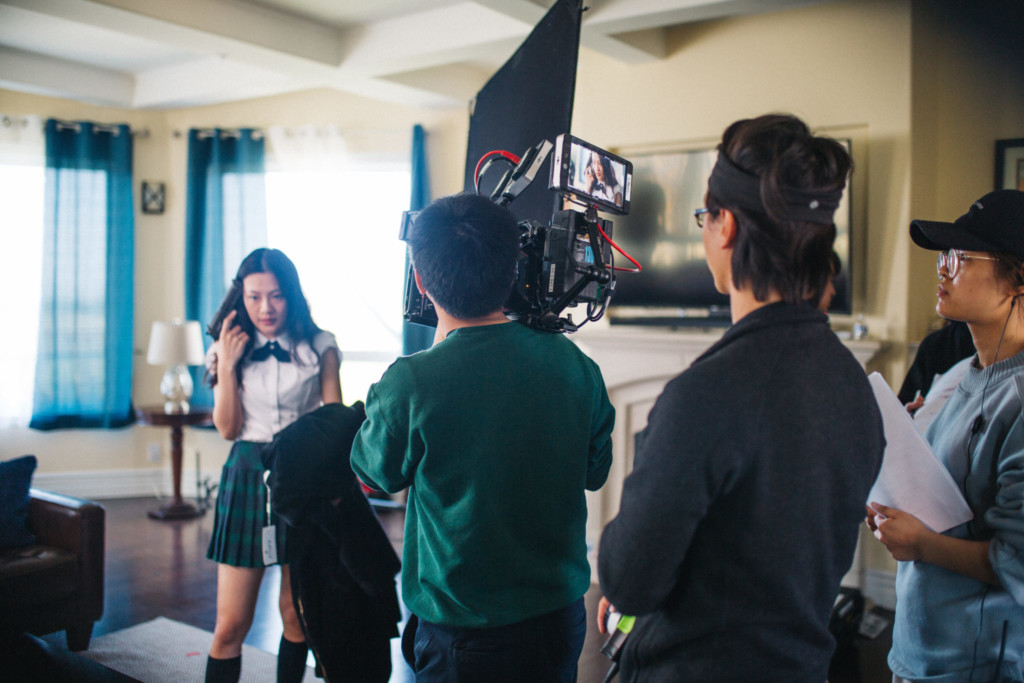 Motion Pictures and Acting Project