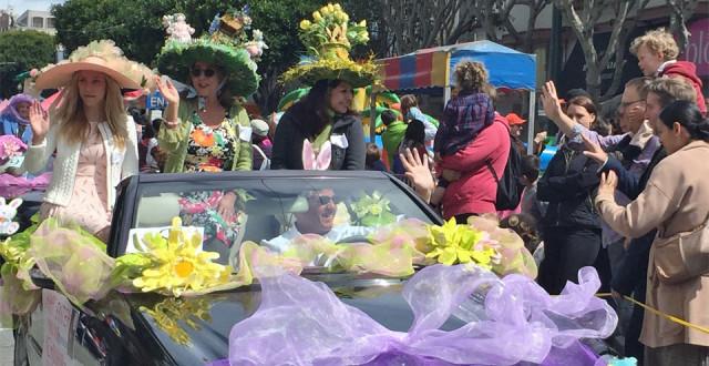 Union Street Parade