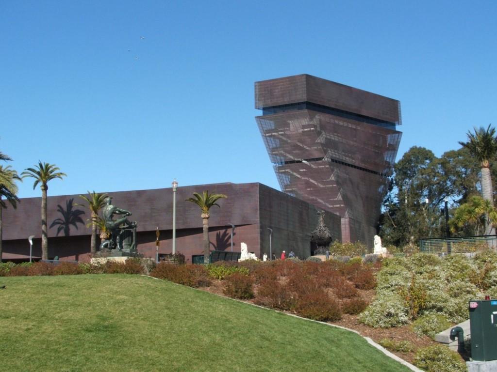 De Young Museum - Golden Gate Park