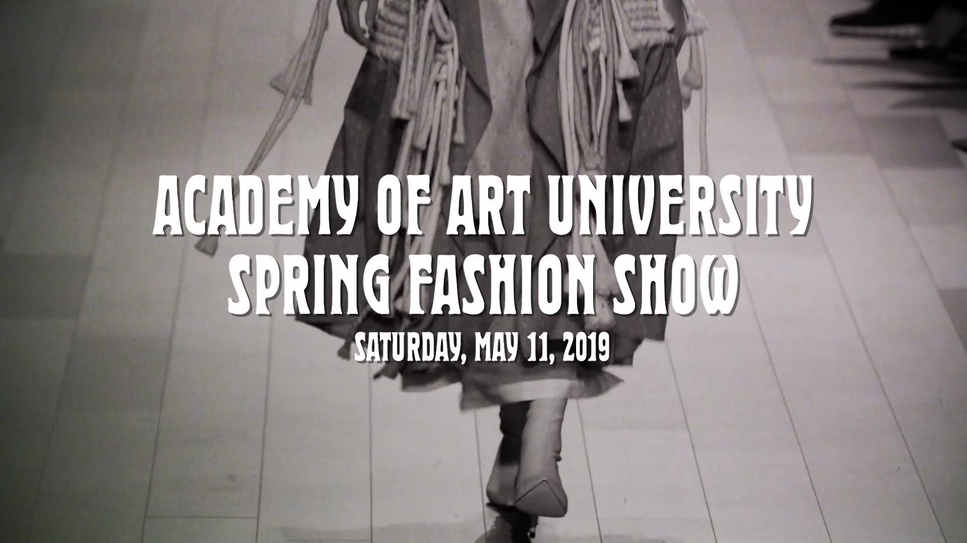 Academy Fashion School Presents Graduation Fashion Show