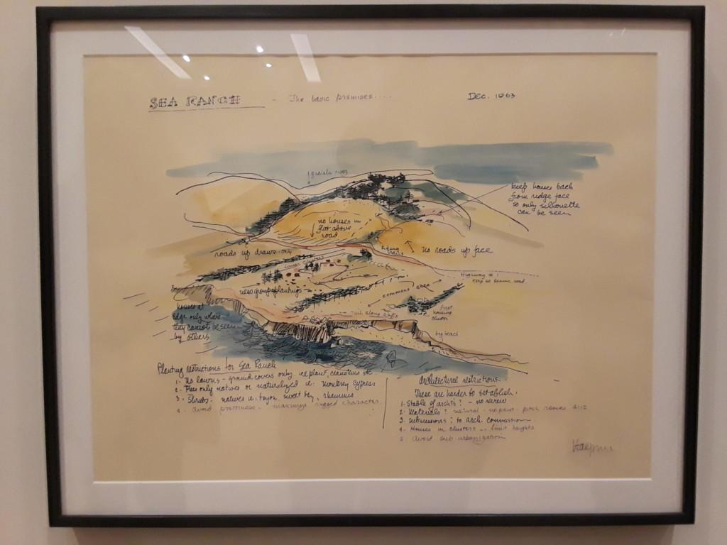Sea Ranch Basic Premises Sketch