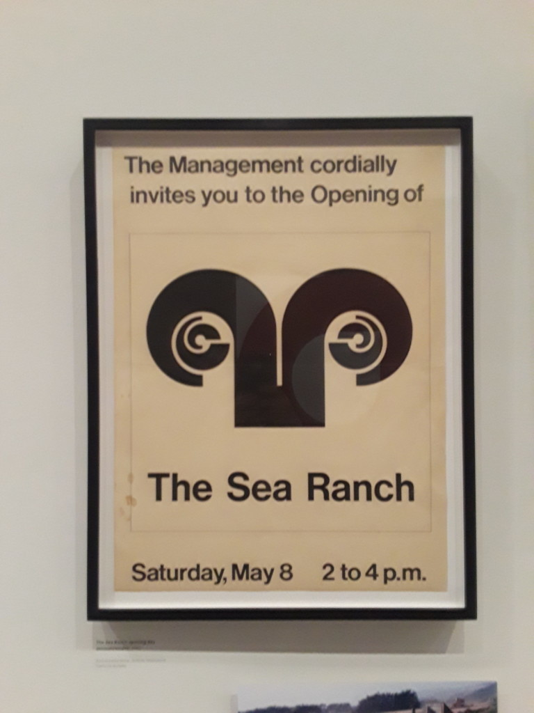 Opening Poster for The Sea Ranch