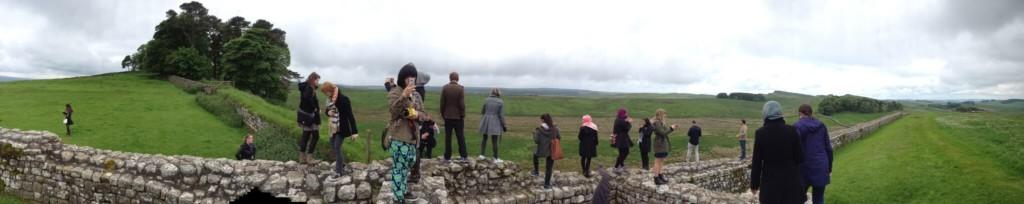 study abroad Hadrian's Wall