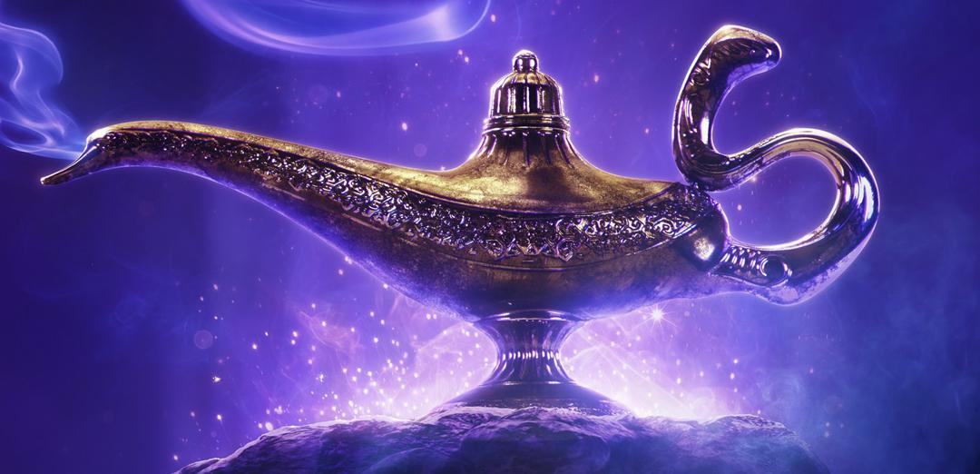 Alumni Behind the Scenes - Aladdin
