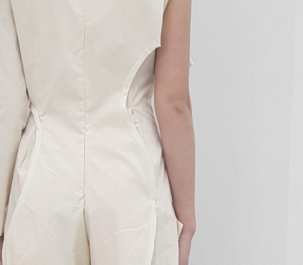 ClaraChandra Fashion Show 2019 look 6 detail