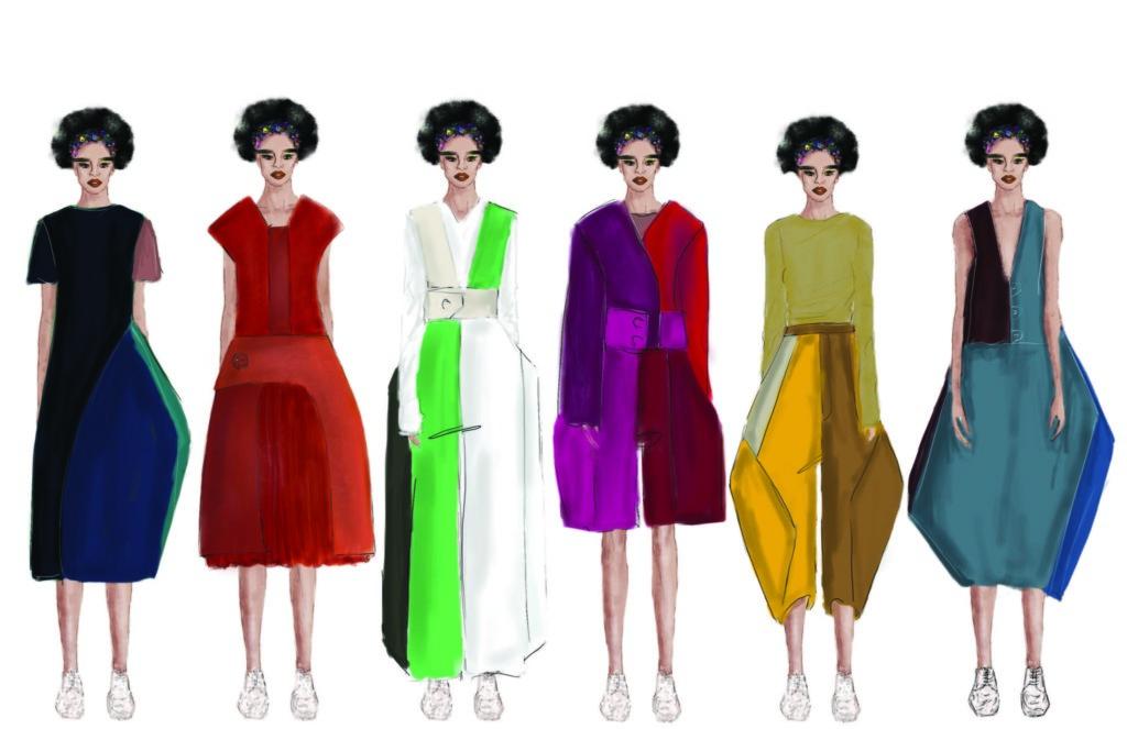 Hanan Sabir Argaw lineup 1