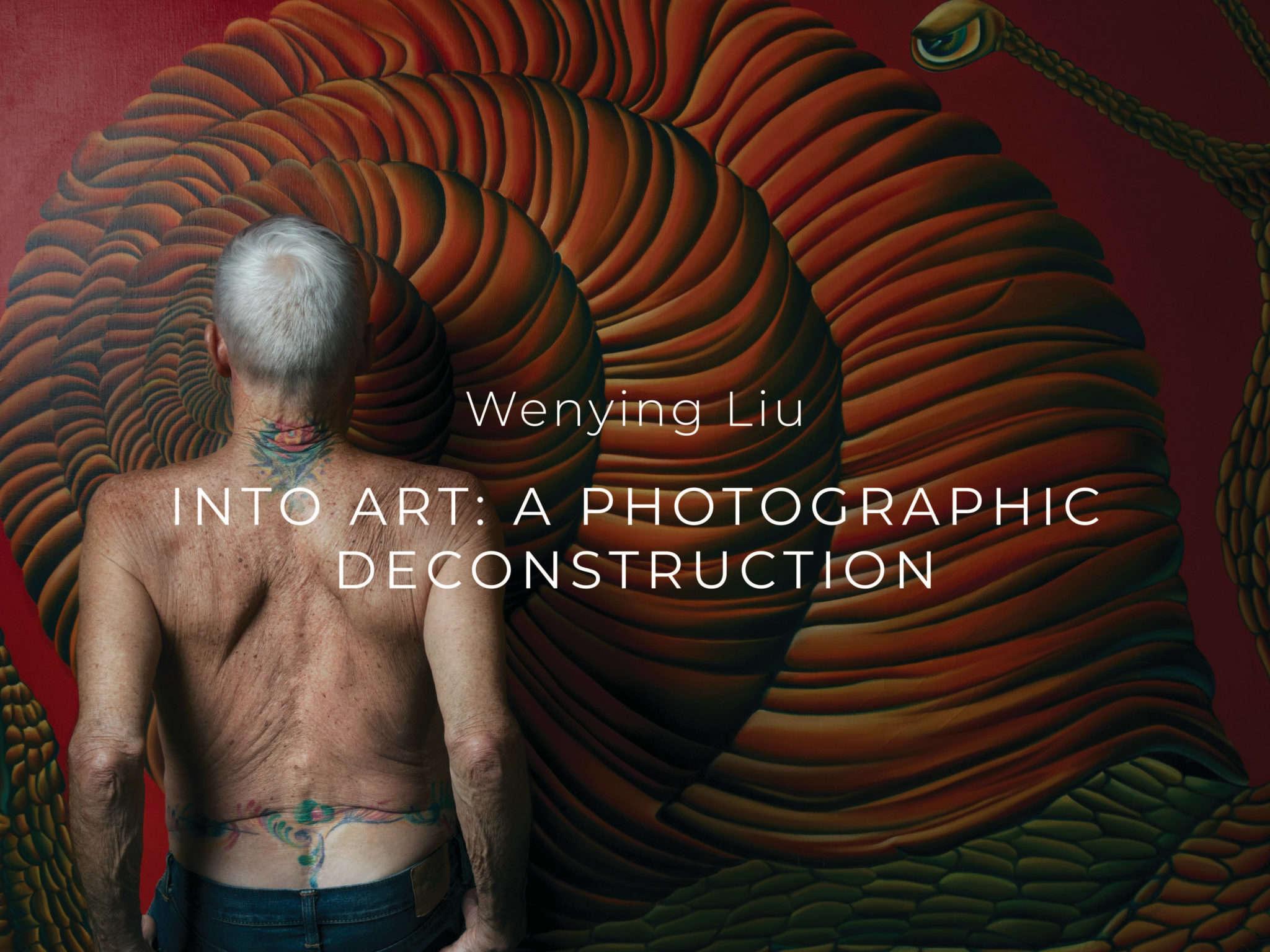 Wenying Liu exhibit poster
