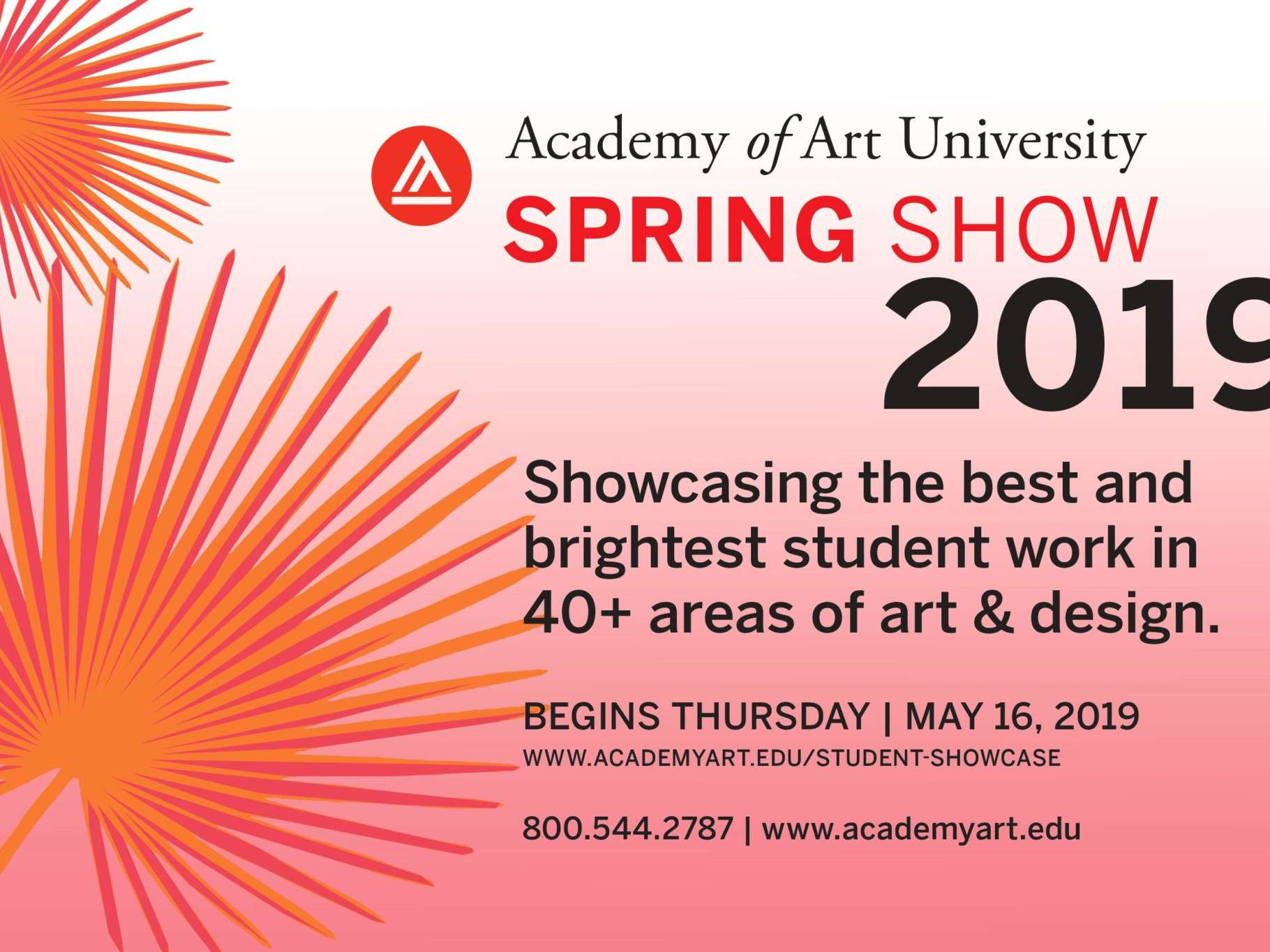 Academy of Art Spring Show 2019