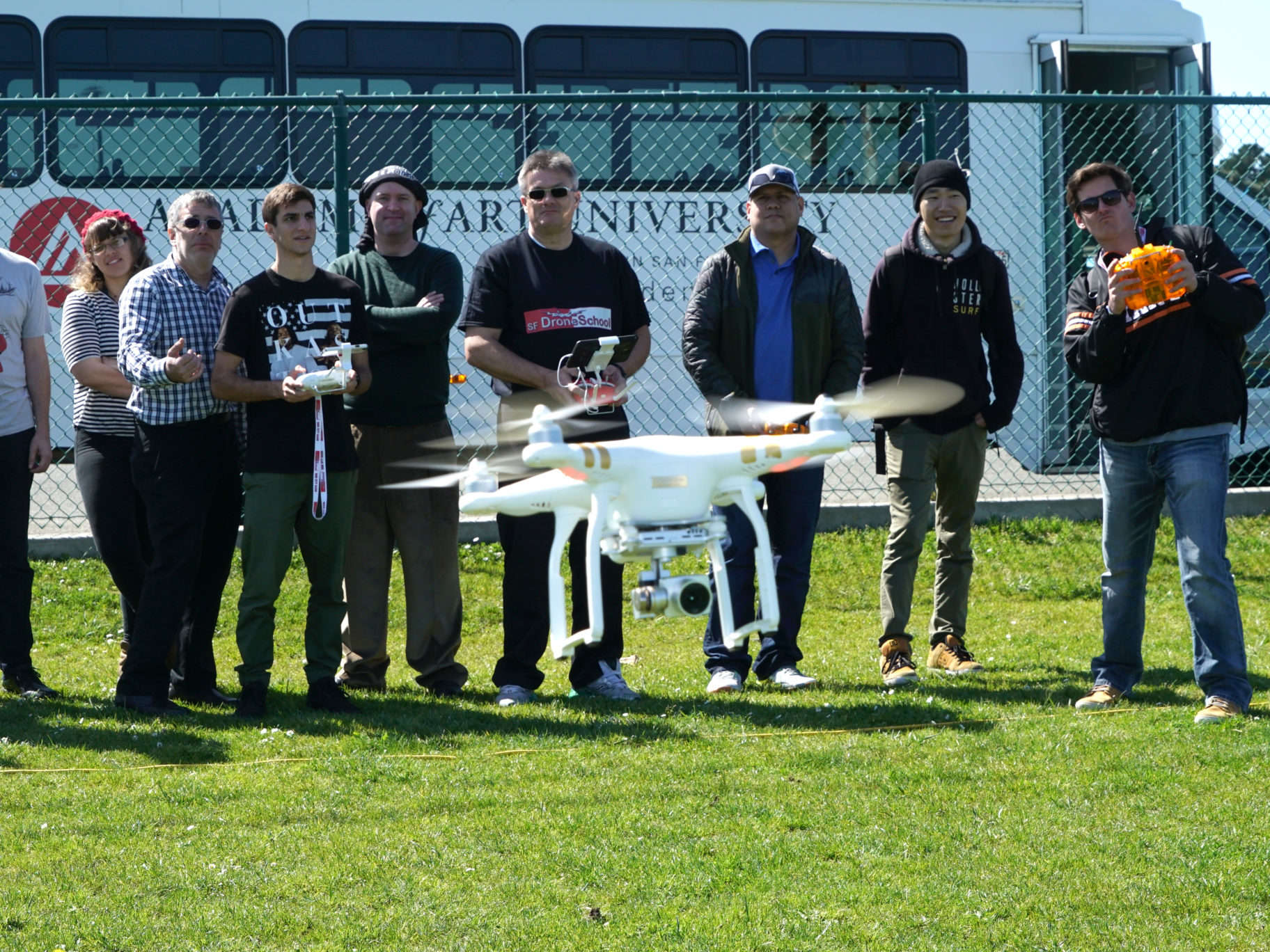 Hands-on Drones Class