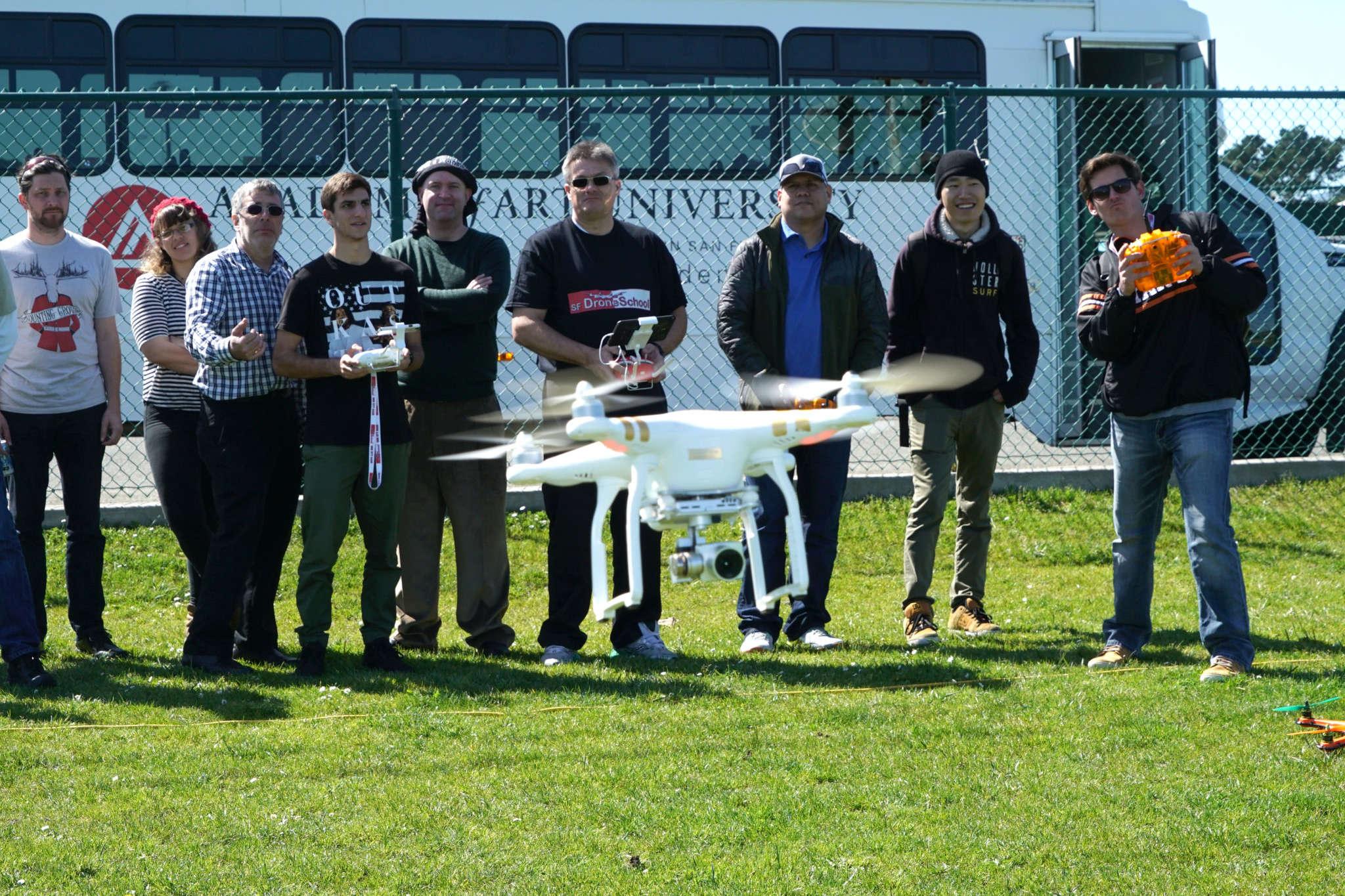 Hands-on Drones Class