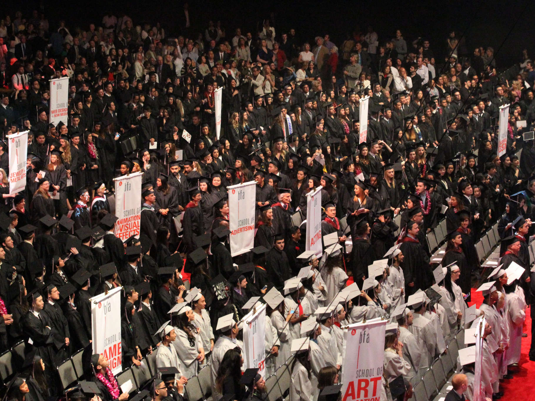 Academy of Art Commencement Exercises