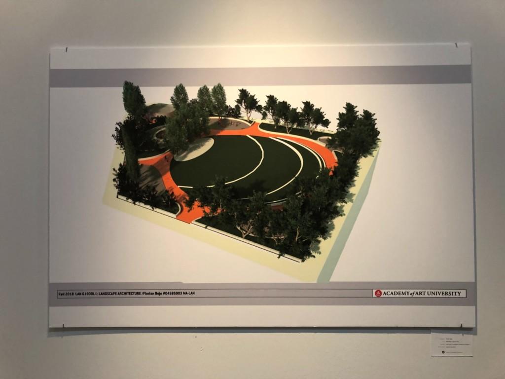 Spring Show 2019 - Landscape Architecture