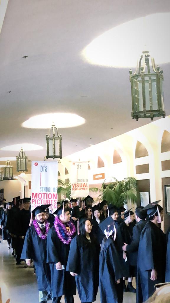 Undergrad Commencement Ceremony 2019 - MPT