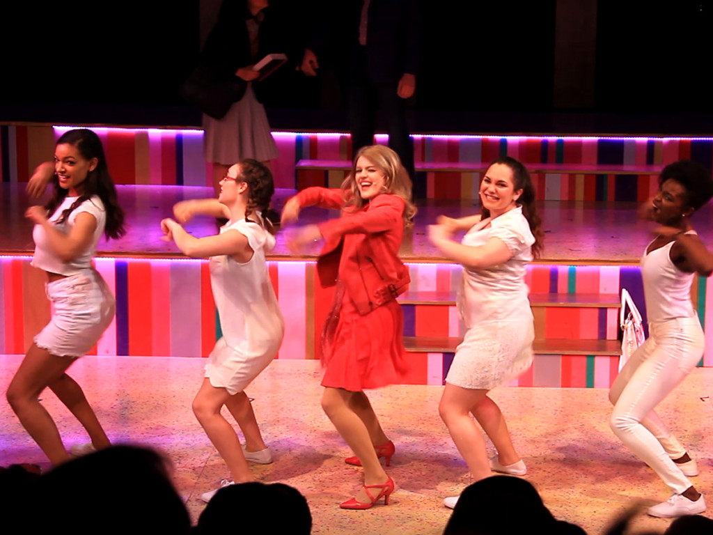 School of Acting's Legally Blonde production