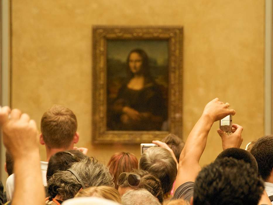 Mona Lisa The Louvre