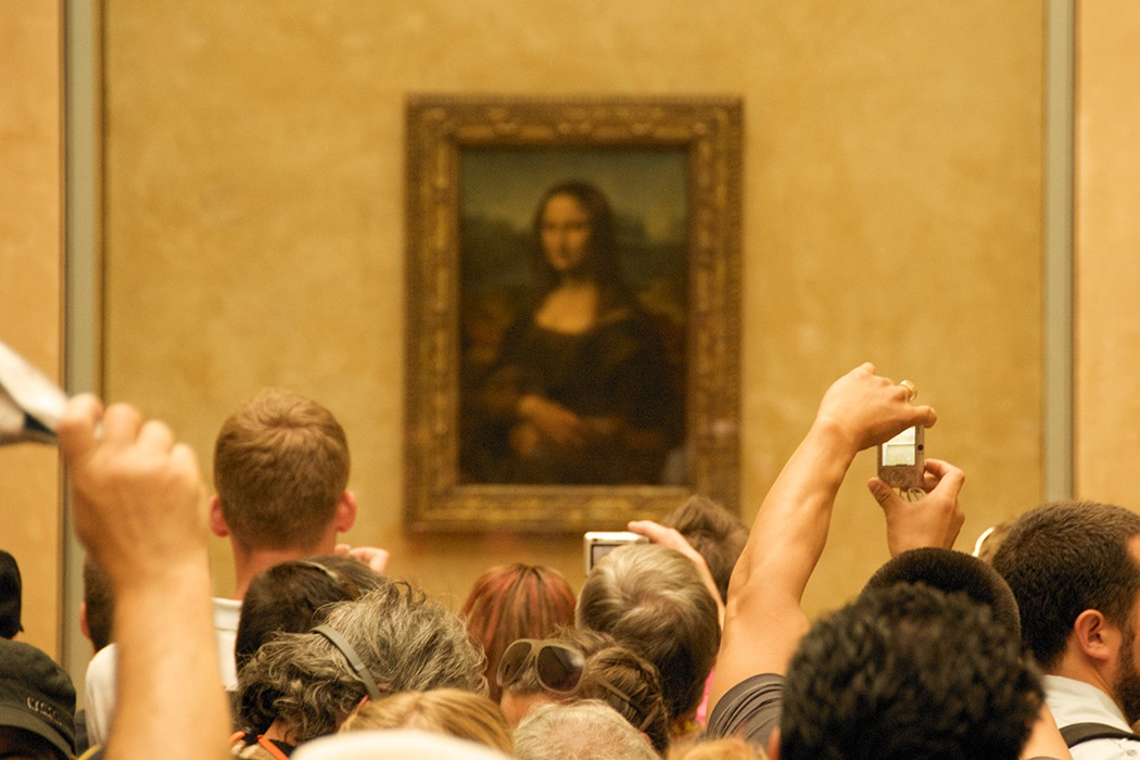 Mona Lisa The Louvre