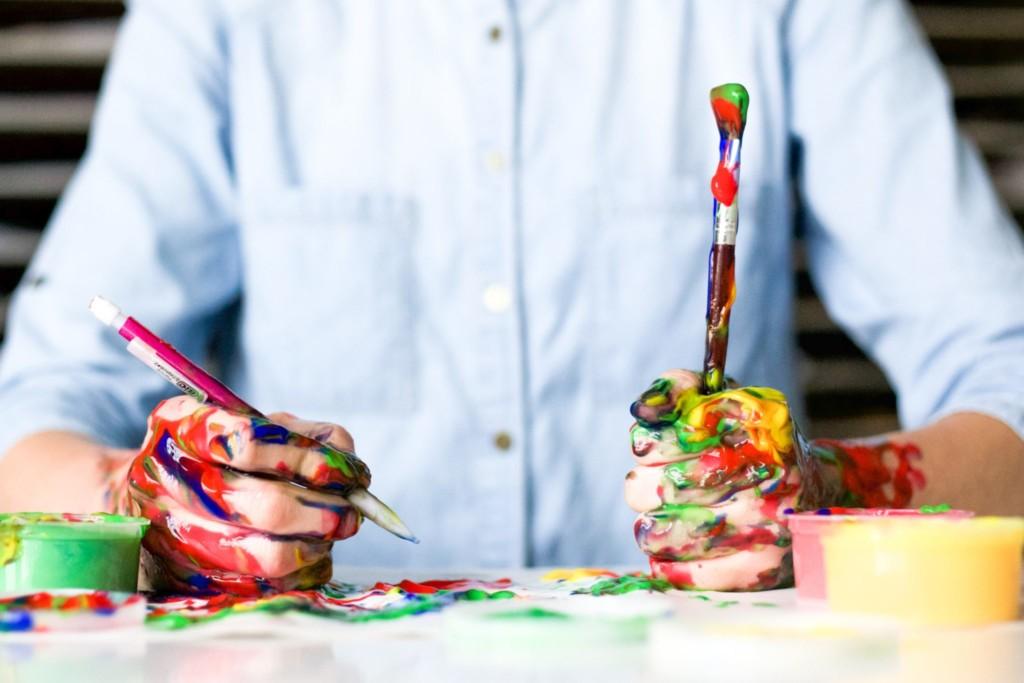 art school myths busted