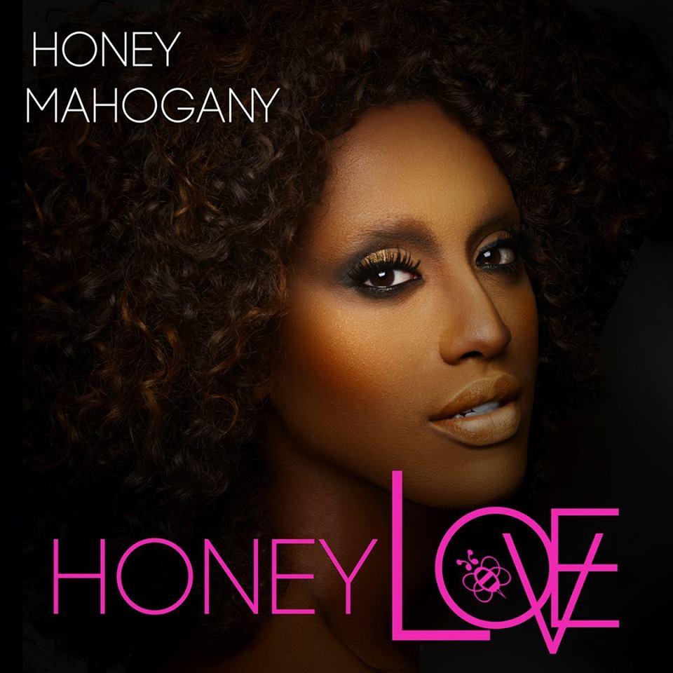 Portrait photo of Honey Mahogany