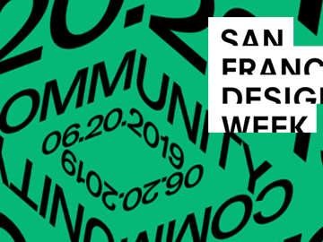 SF Design Week 2019