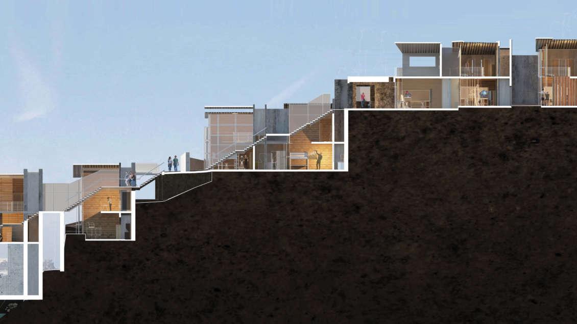 School of Architecture Stefan Ultsch The Tide