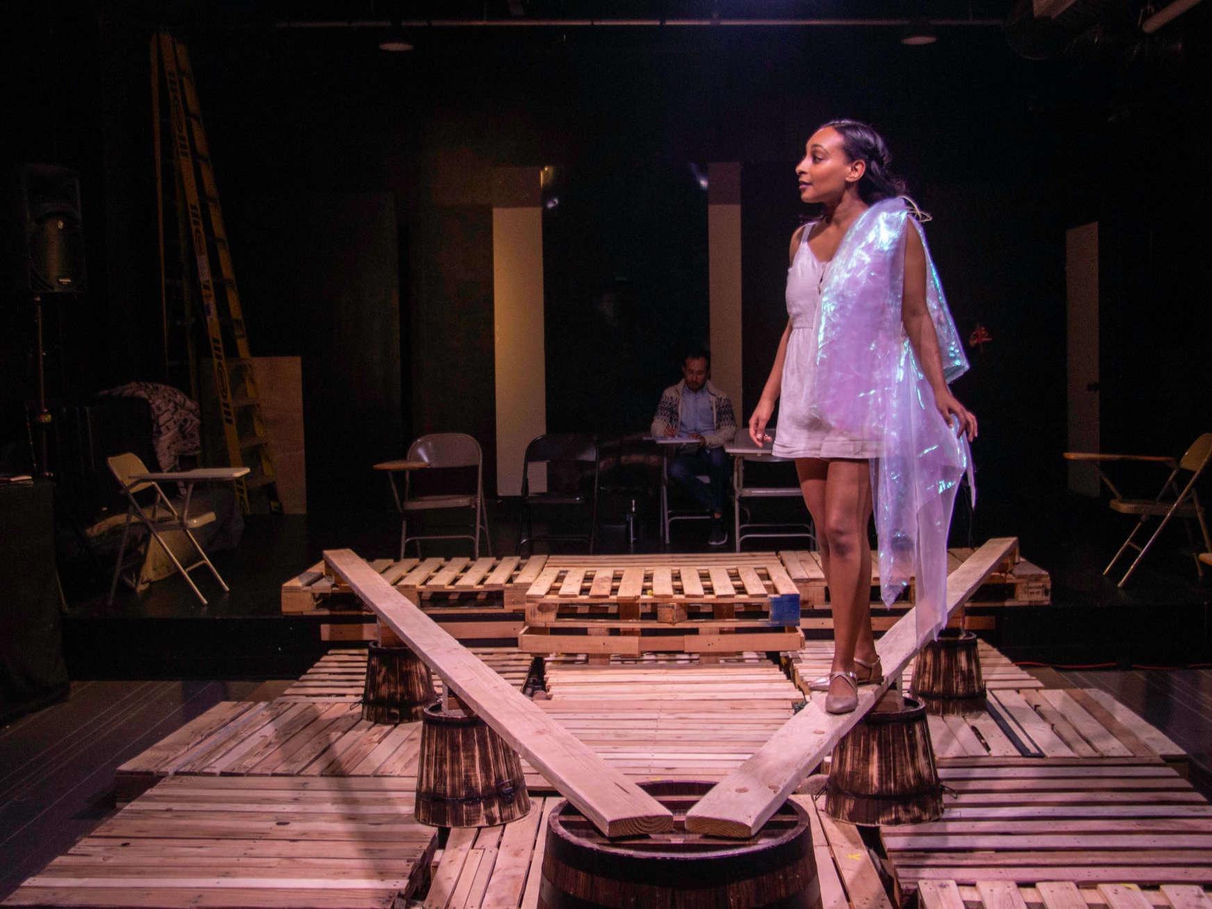 Scene from Eurydice by Sarah Ruhl