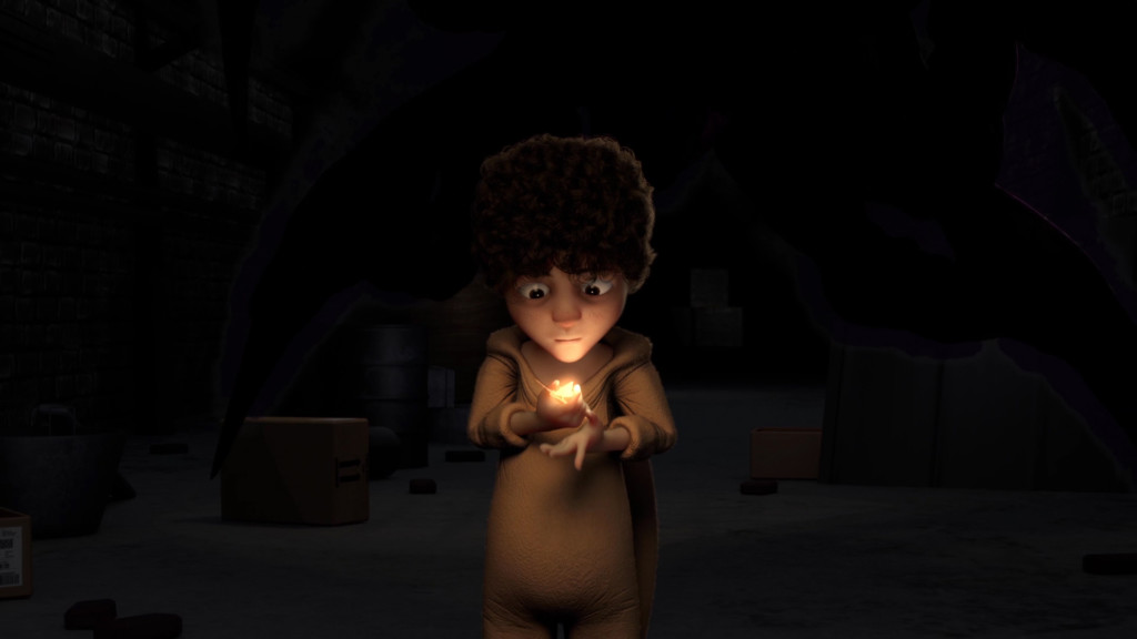animation vfx lighter