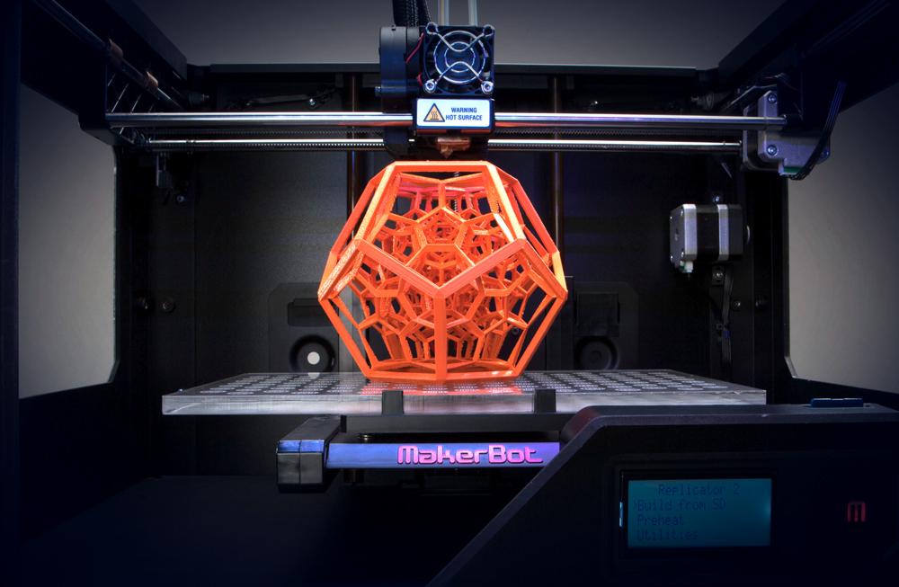 3D printer for Fine Art