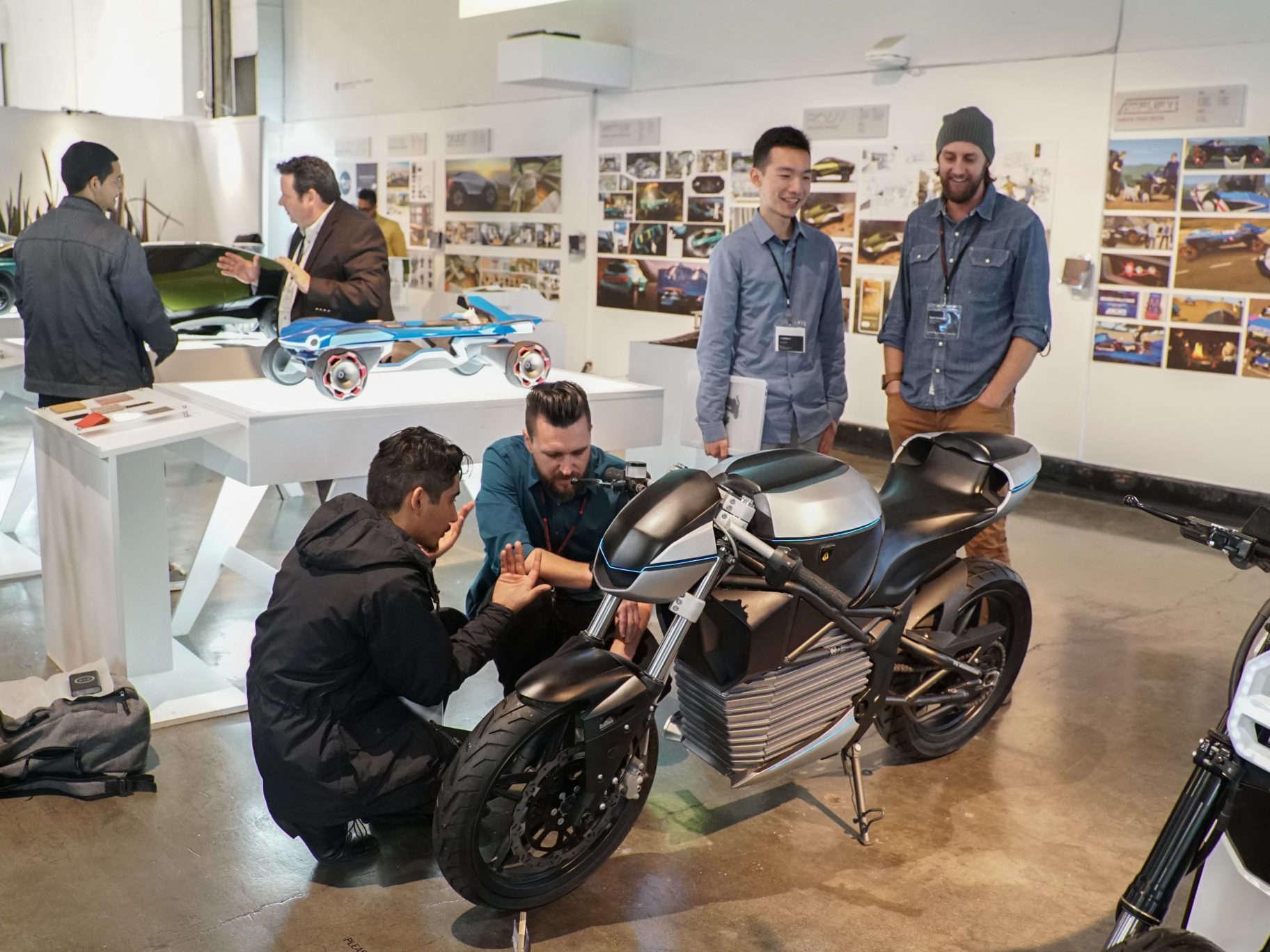 Spring Show Industrial Design Exhibit