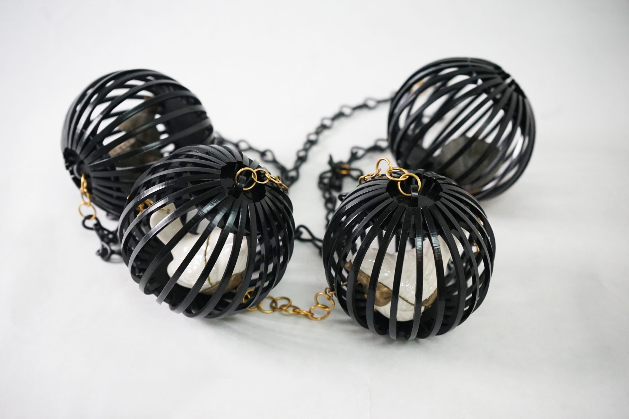 Necklace by Academy student Yiyang Wang