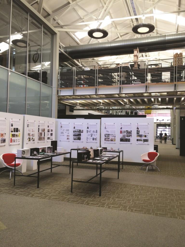 School of Interior Architecture & Design facilities