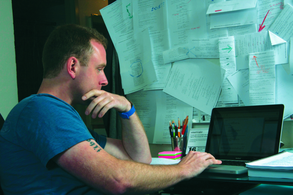 Student editing scripts
