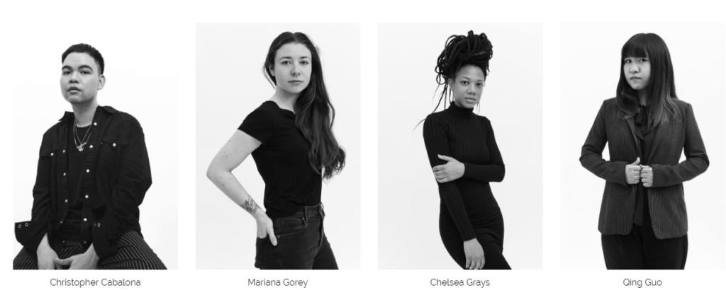 Academy of Art NYFW Graduate Show Designers