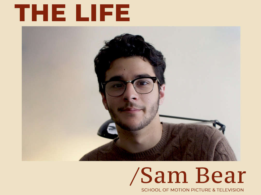Day In The Life Premiere - Sam Bear
