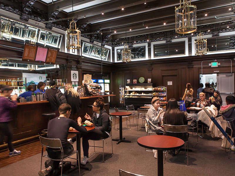 Academy of Art Cafe Dior