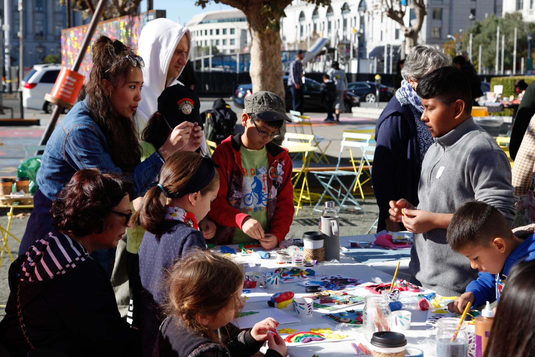 art education outdoors