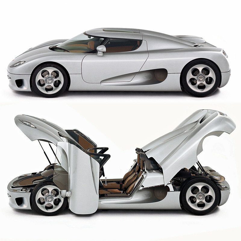 Image of the Koenigsegg CCC8S