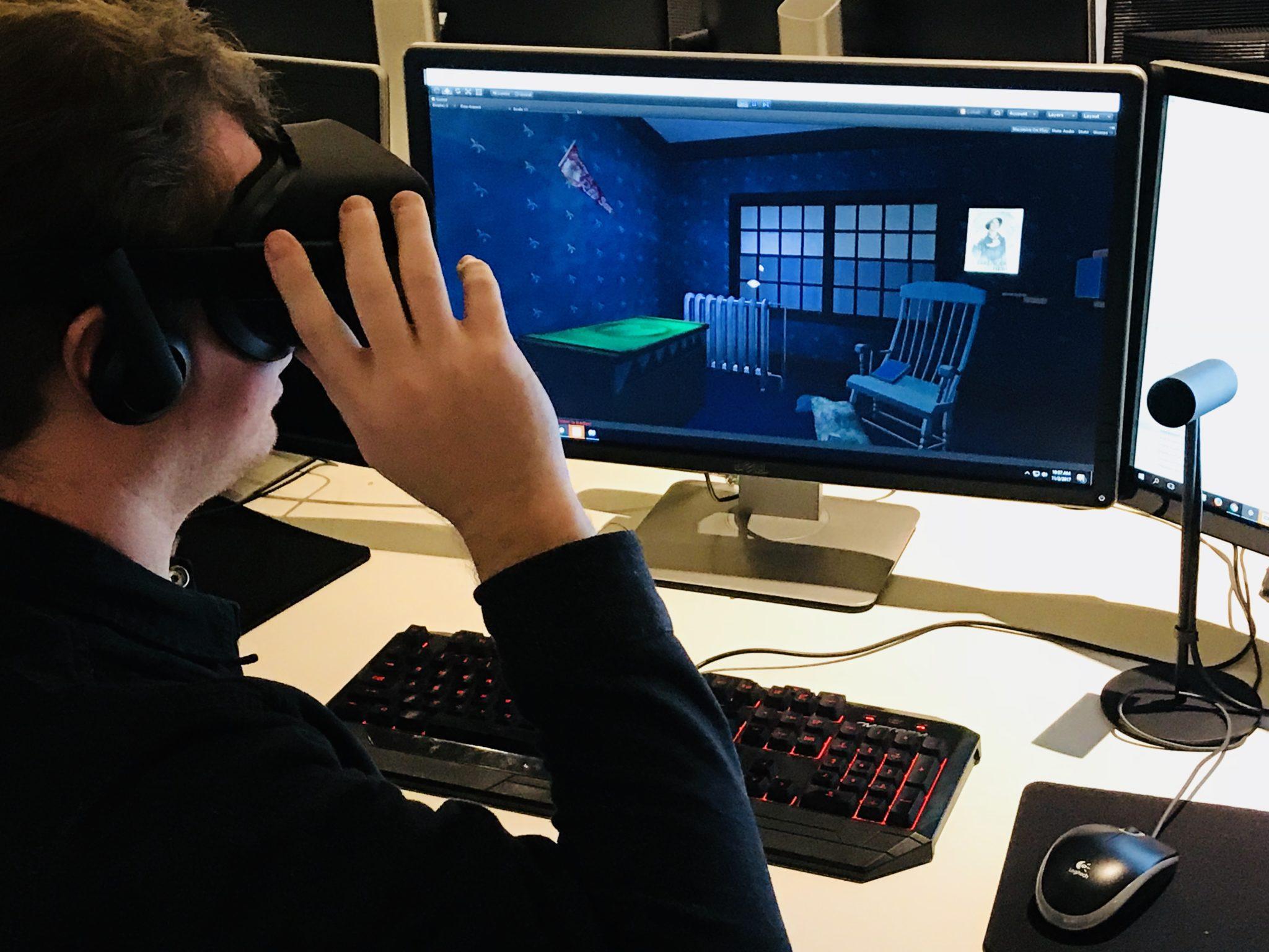 Game Development AR-VR tech