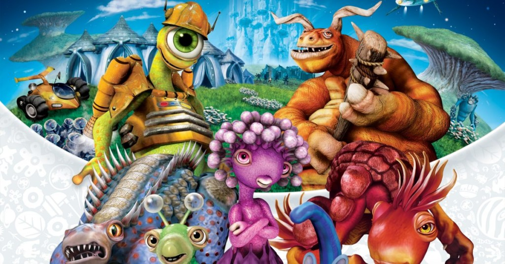 Spore by Will Wright